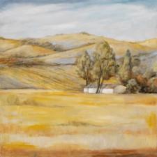 Carneros IV*, 24¨ x 24¨, oil on canvas
