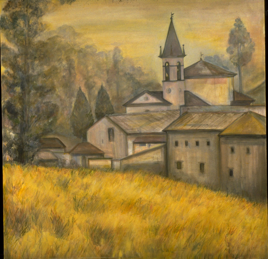 Church San Gimignano, 24
