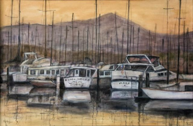 Marinship, Sausalito