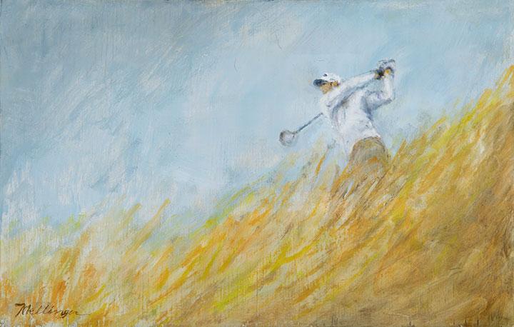 Golfer, 12