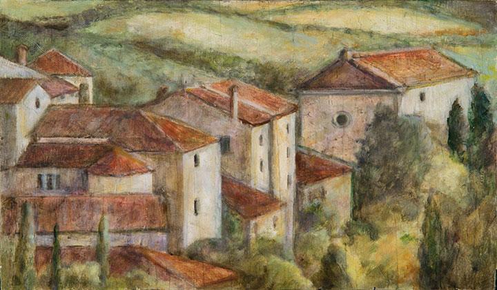 Italian Town, 10