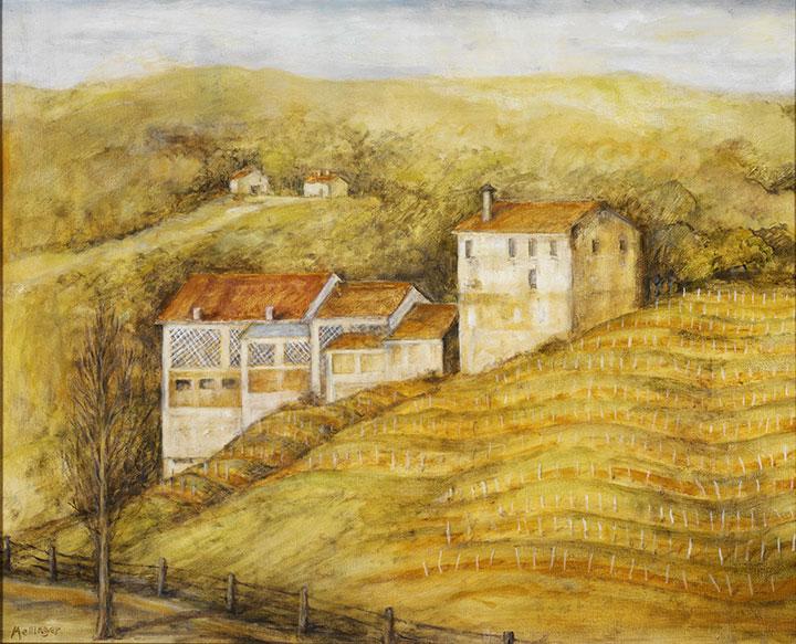Italian Vineyard, 24