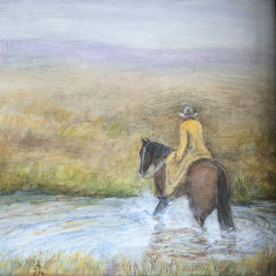 Cowboy Crossing Stream